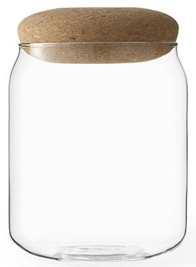 Банка для сыпучих продуктов Cortica 600 ml 1
