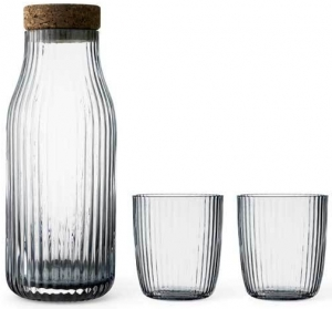 Графин с двумя стаканами Christian 1100 / 300 / 300 ml
