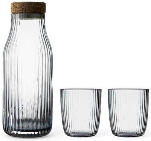 Графин с двумя стаканами Christian 1100 / 300 / 300 ml 1