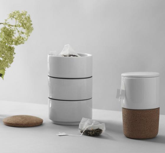 Ёмкость для хранения чая Cortica 300 ml 3