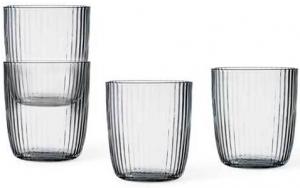 Четыре стакана Christian 300 ml