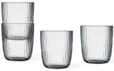 Четыре стакана Christian 300 ml 1