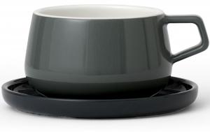 Чайная пара Ella 300 ml мятного цвета