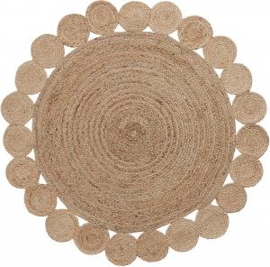 Ковер круглый из джута Cosm Ø150 CM