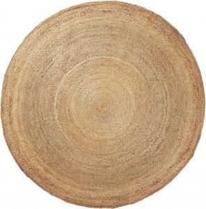 Ковер круглый из джута Dip Ø200 CM