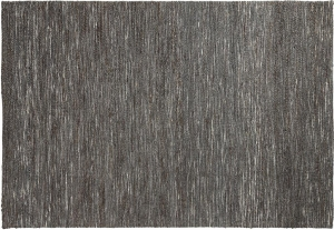 Ковер из джута и шелка Lucka 190X130 CM серый