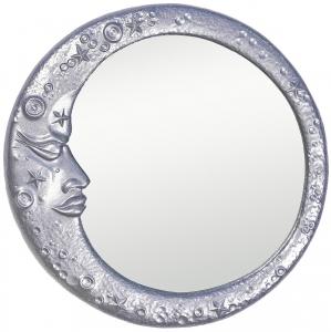 Зеркало декоративное Silver Moon Ø62 CM