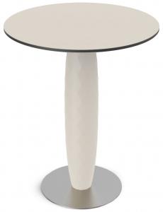 Барный столик Vases 60X60X74 CM бежевого цвета