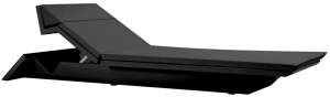 Шезлонг Rest 226X72X20 CM чёрного цвета