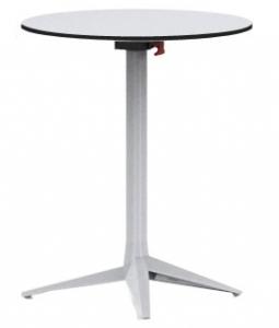 Стол Faz 50X50X73 CM белого цвета