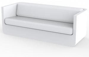 Диван Ulm 200X82X81 CM белого цвета