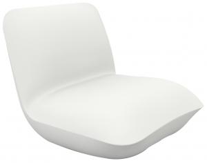 Кресло Pillow 82X94X75 CM белого цвета