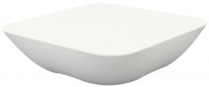 Журнальный столик Pillow 67X67X20 CM белого цвета
