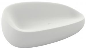 Диван Stones 200X82X78 CM белого цвета