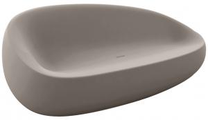 Диван Stones 200X82X78 CM серо-коричневого цвета