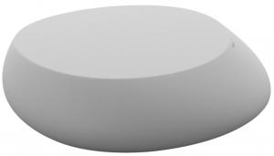 Журнальный столик Stones 87X83X25 CM серого цвета