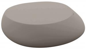 Журнальный столик Stones 87X83X25 CM серо-коричневого цвета