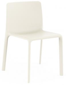 Дизайнерский стул Kes 54X53X78 CM белого цвета
