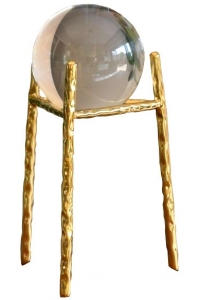 Декоративный элемент Crystal Ball 17X15X30 CM
