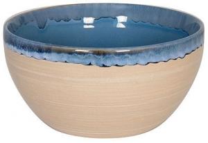 Набор из четырёх малых чаш Blue sand Ø13 CM