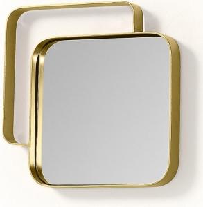 Зеркало с рамой из металла Wol 31X31 CM