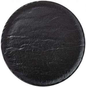 Блюдце Slatestone Black Ø16 CM