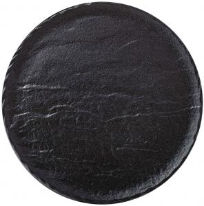 Тарелка Slatestone Black Ø31 CM