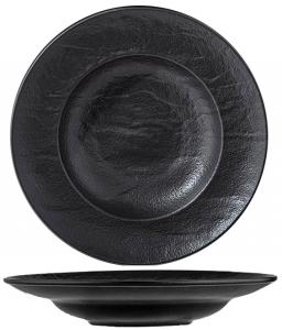 Тарелка Slatestone Black Ø26 CM