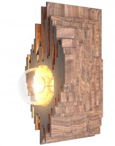 Настенный светильник Avocado Fourier 15X14X27 CM