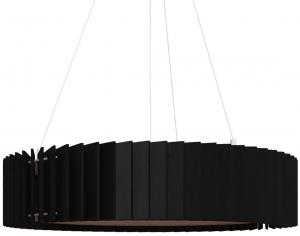 Люстра Ротор 54X12 CM чёрный