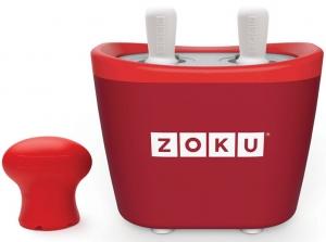 Набор для приготовления мороженого Duo Quick pop maker красный