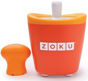 Набор для приготовления мороженого Single Quick Pop Maker оранжевый