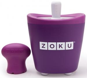 Набор для приготовления мороженого Single Quick Pop Maker фиолетовый