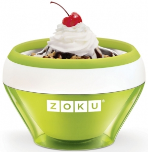 Мороженица Ice Cream Maker зеленая