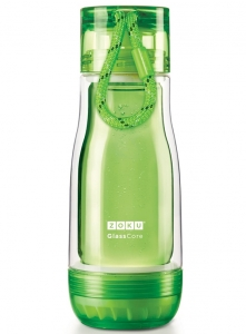 Бутылка стеклянная 325 ml зеленая