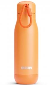 Термос Zoku 500 ml оранжевый