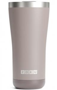 Термокружка Zoku 550 ml пепельная