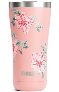 Термокружка Zoku 550 ml rose petal pink