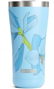 Термокружка Zoku 550 ml sky lily