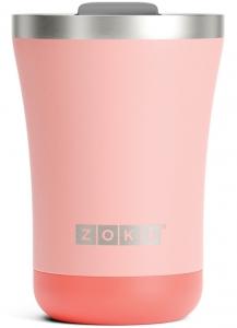 Термокружка Zoku 350 ml розовая