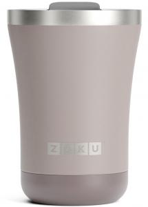 Термокружка Zoku 350 ml пепельная
