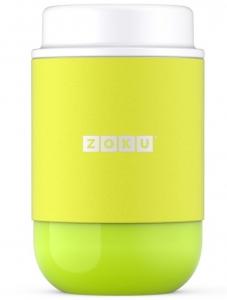 Вакуумный контейнер Neat Stack 475 ml зелёный