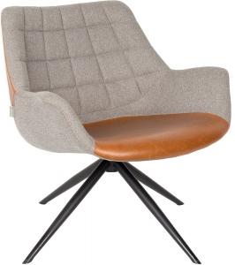 Кресло Doulton Lounge Vintage 84X57X81 CM