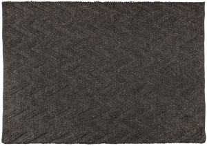 Ковер Punja 240X170 CM тёмно-серый