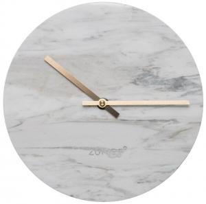 Настенные часы с основой из мрамора Time Ø25 CM